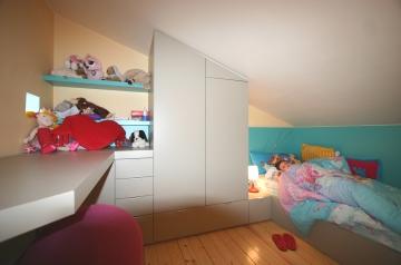 Kinderkamers Op Zolder : Inrichting kinderkamer zolder wezemaal
